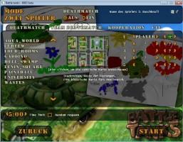 Screenshot 3 - Battle Tanks