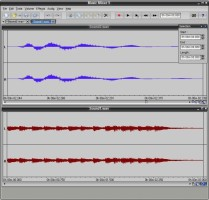 Screenshot 1 - Music Mixer