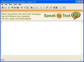 SpeakToText