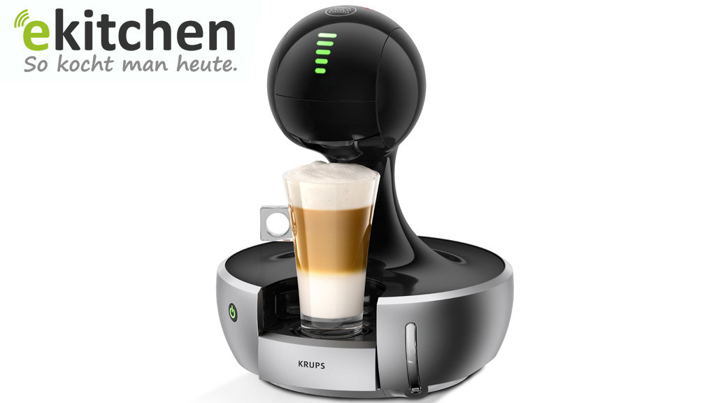 test kaffeemaschine krups nescaf dolce gusto kp 3501 computer bild. Black Bedroom Furniture Sets. Home Design Ideas