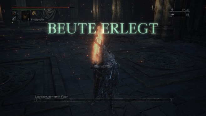 Bloodborne: Screenshots © From Software