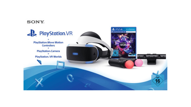 Sony PlayStation VR im Bundle © Saturn