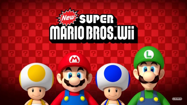 New Super Mario Bros. © Nintendo