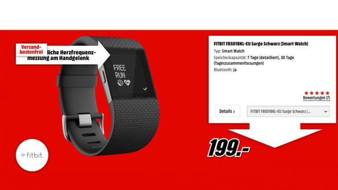 Fitbit Surge ©Fitbit