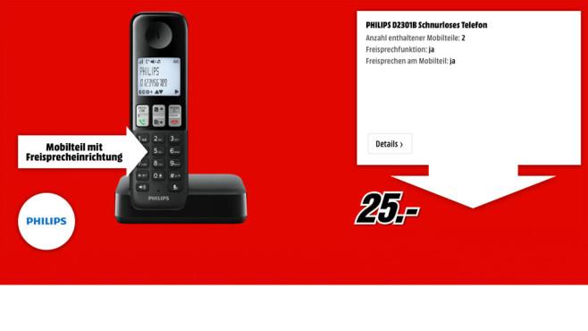 Philips D2301B ©Philips