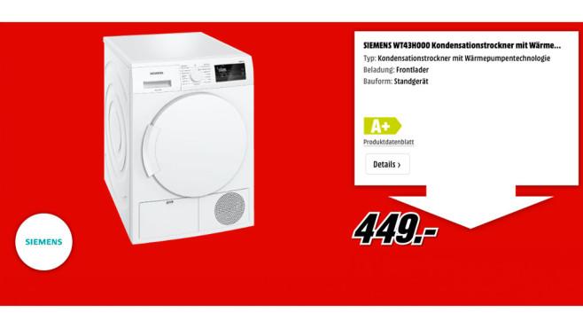 Siemens WT43H000 ©Siemens