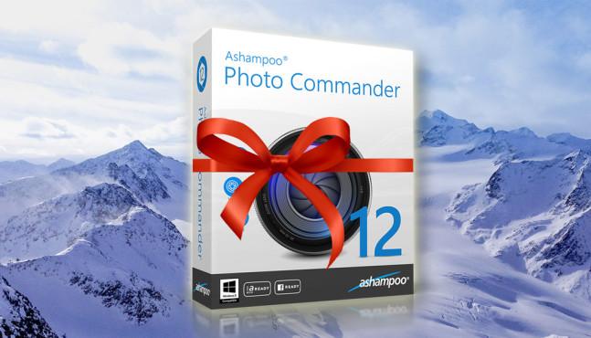 Ashampoo Photo Commander: Einfach kreativ sein ©Ashampoo