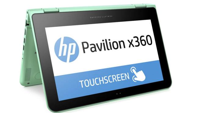 HP Pavilion x360 11-k103ng ©HP