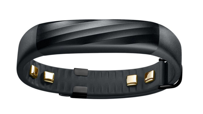 Jawbone UP3 black twist © Jawbone