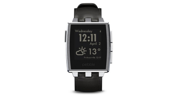 Pebble Steel Brushed Stainless Steel © Pebble