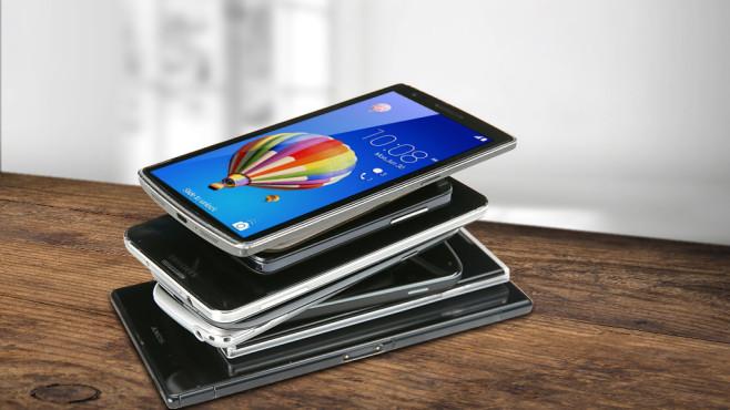 Alte Android-Handys der Leser-Tester ©Sergiy Bykhunenko-Fotolia.com