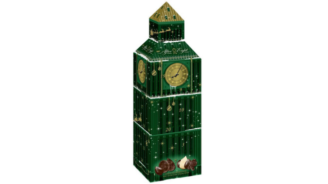 After Eight Adventskalender © Nestlé