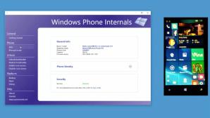 Windows Phone Jailbreak ©Youtube, wpinternals.net