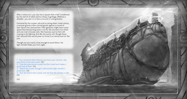 Torment � Tides of Numenera © inXile Entertainment