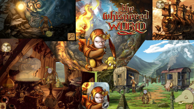 The Whispered World © Daedalic Entertainment GmbH