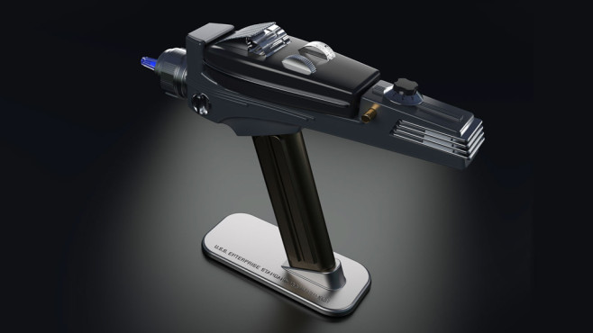 Star Trek: Phaser – Fernbedienung © The Wand Company