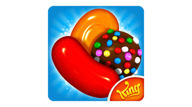 Candy Crush Saga © King.com Ltd
