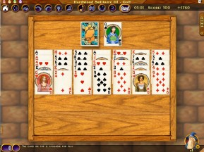 Hardwood Solitaire (Mac)