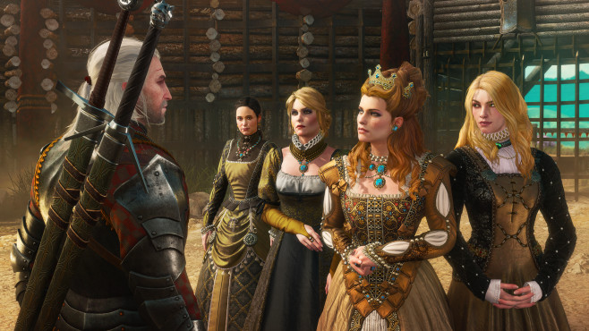 The Witcher 3 � Toussaint © CD Projekt Red