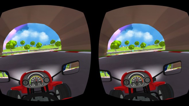 VR Karts – Sprint © Viewpoint Games Ltd.