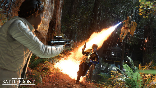 Star Wars Battlefront © EA