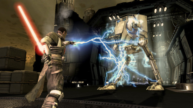 Star Wars: The Force Unleashed ©LucasArts