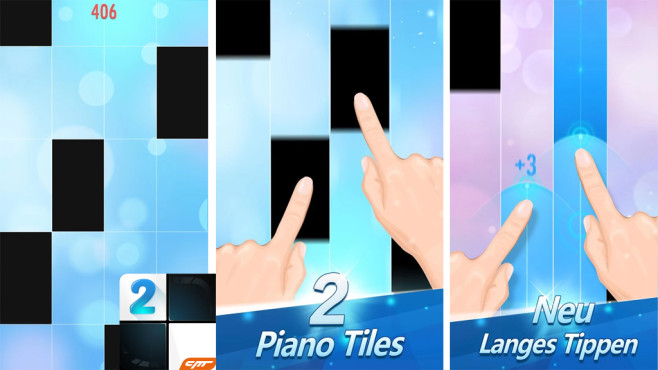 Piano Tiles 2 © Cheetah Technology