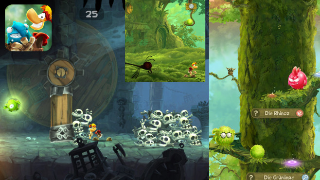 Rayman Adventures © Ubisoft Entertainment