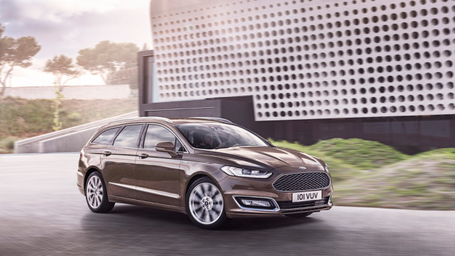 Ford Mondeo Vignale © Ford