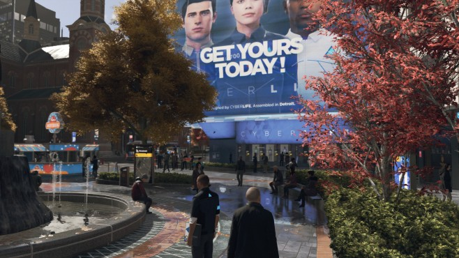 Detroit – Become Human ©Sony