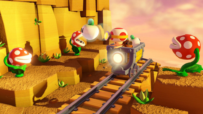 Captain Toad Treasure Tracker © Nintendo