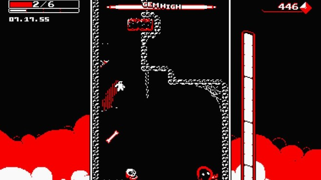 Downwell © Moppin