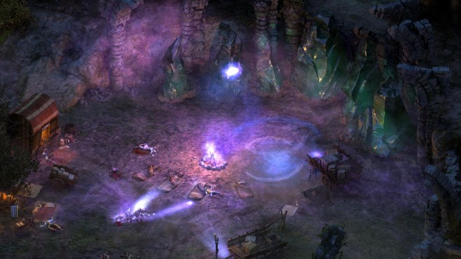 Pillars of Eternity © Obsidian Entertainment