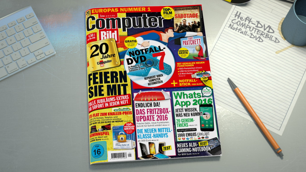 computerbild notfall dvd 11