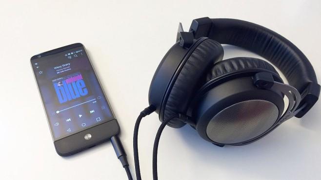 LG G5 Hi-Fi Plus ©COMPUTER BILD