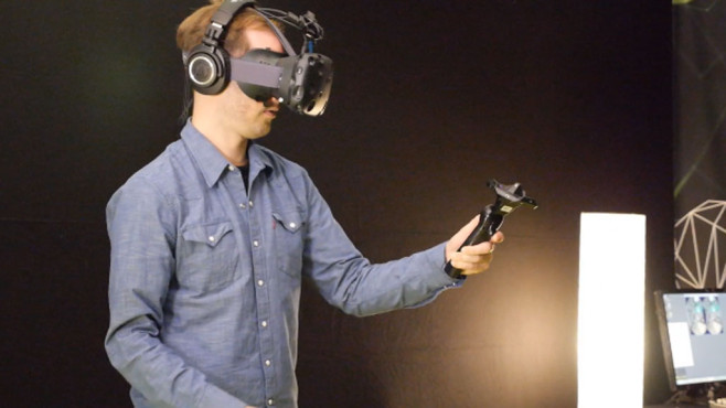 virtual reality im gespr ch mit nvidia computer bild spiele. Black Bedroom Furniture Sets. Home Design Ideas