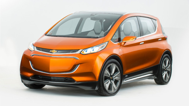Chevrolet Bolt © GM