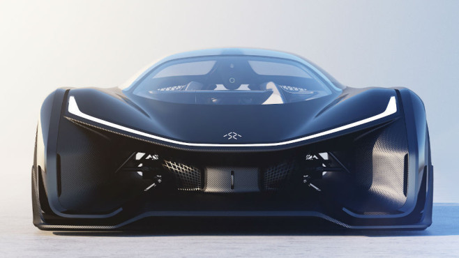 Faraday Future FFZERO1 © Faraday Future