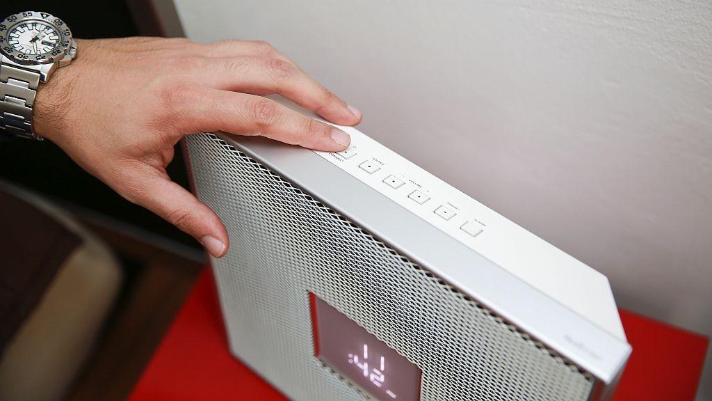 yamaha isx 80 musiccast im test audio video foto bild. Black Bedroom Furniture Sets. Home Design Ideas