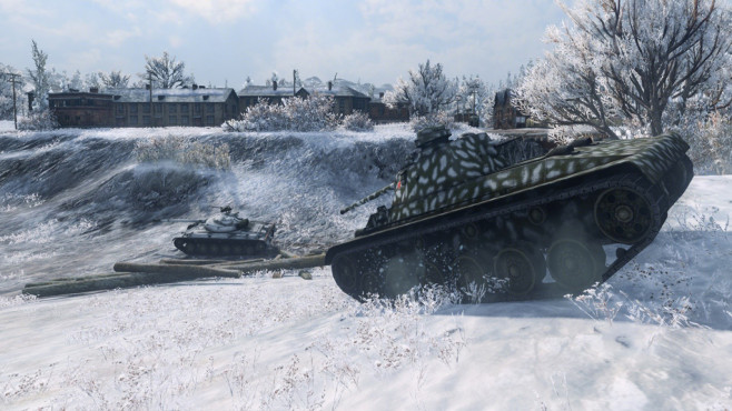 World of Tanks © wargaming.net