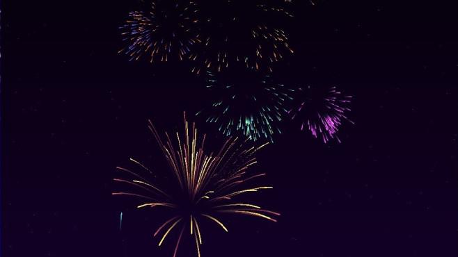 Fireworks KaBlaam: Pr�chtiges Monitorspektakel f�r zwischendurch ©COMPUTER BILD