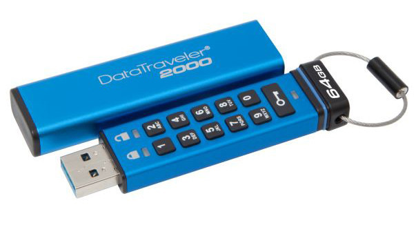 Kingston DataTraveler 2000 © Kingston