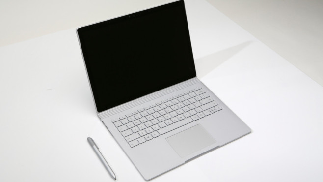 Microsoft Surface Book © COMPUTER BILD