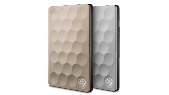 Seagate Backup Plus Ultra Slim © Seagate
