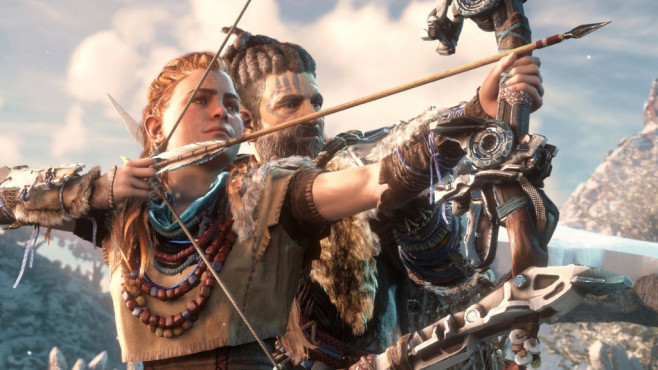 Horizon – Zero Dawn: Paar © Sony