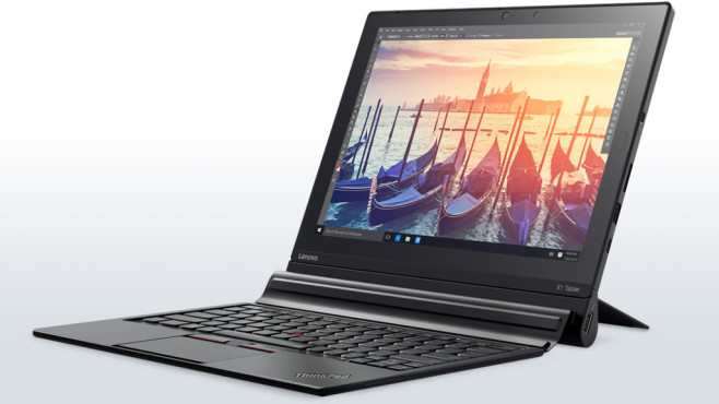 Lenovo ThinkPad X1 Tablet © Lenovo