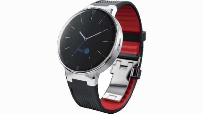 Alcatel One Touch Watch ©Media Markt