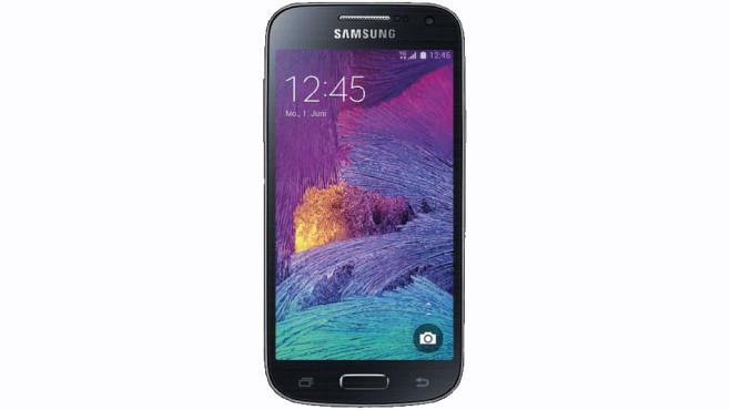 Samsung Galaxy S4 Mini Value Edition ©Media Markt