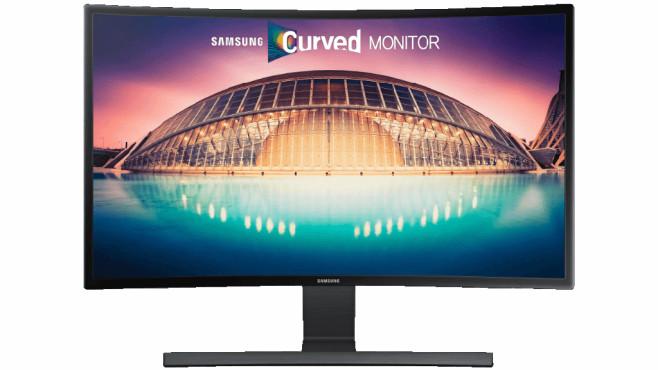 Samsung S27E500C ©Media Markt