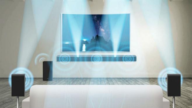 Samsung Soundbar Produktfoto ©Samsung